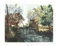 "Autumn Landscape III by Vision Studio - 36"" x 29"""