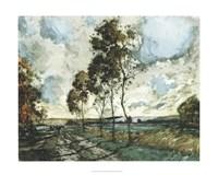 Autumn Landscape IV Giclee