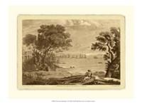 Pastoral Landscape VI Giclee
