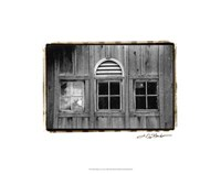 "Barn Windows #1 by Laura Denardo - 24"" x 19"""