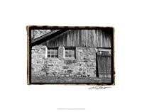 "Barn Windows #2 by Laura Denardo - 24"" x 19"""