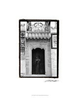 "Temple Door by Laura Denardo - 19"" x 24"""