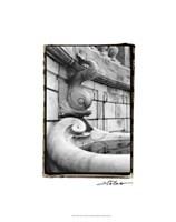 "Fountain Fishes by Laura Denardo - 19"" x 24"""