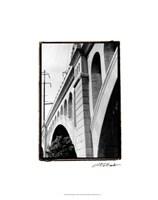 "Bridge III by Laura Denardo - 19"" x 24"""