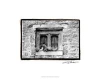 "Window Flowers by Laura Denardo - 24"" x 19"""
