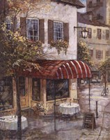 Coffee House Ambience Fine Art Print