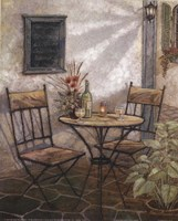 Ristorante Fine Art Print