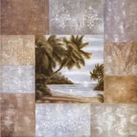 Philip Bai Island I Fine Art Print