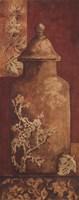 """Asian Nuvo I by Angela Ferrante - 8"""" x 20"""""""