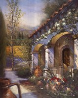 Garden Verdana Fine Art Print