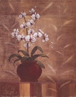 "Orchid Obsession I by Vivian Flasch - 8"" x 10"" - $10.49"