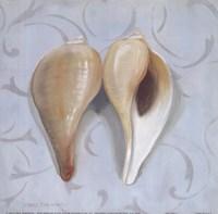 """Fig Shell by Carol Robinson - 9"""" x 9"""""""