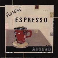 Finest Espresso Fine Art Print