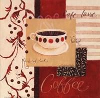 Velvet Coffee Fine Art Print