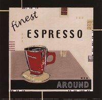 """Finest Espresso by Kate and Liz Pope - 6"""" x 6"""""""