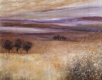 Heather Landscape I Fine Art Print