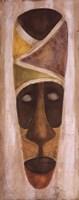 Tikar Mask Fine Art Print