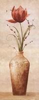 "Tamara's Tulip by Viv Bowles - 8"" x 20"""