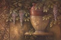 Affresco di Fiore II Fine Art Print