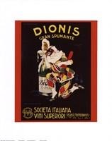 Dionis Gran Spumante Fine Art Print