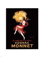 Cognac Monnet by Leonetto Cappiello - various sizes