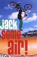 "Bike - Jack Some Air! - 24"" x 36"""