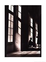 """Pompeii Room Guards by Debra Lisovsky - 18"""" x 24"""", FulcrumGallery.com brand"""