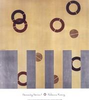 "Serenity Series I by Rebecca Koury - 16"" x 18"""