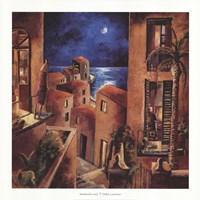 """Miremos la Luna by Didier Lourenco - 40"""" x 40"""""""