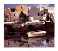 Rincn del Puerto Fine Art Print