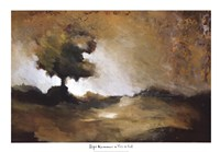 "Tree in Fall by Zipi Kammar - 40"" x 28"" - $29.49"
