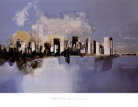 Manhattan, New York Fine Art Print