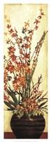"""Zen Beauties II by Liz Jardine - 14"""" x 38"""""""