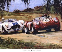 Sunday Drivers Fine Art Print