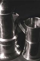 Coffee Pot & Mug Fine Art Print