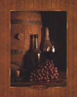 Vineyard Tour I Fine Art Print