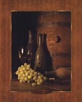 Vineyard Tour II Fine Art Print