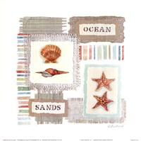 Ocean Original II Fine Art Print
