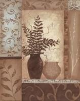 Eucalyptus Silhouette I Fine Art Print