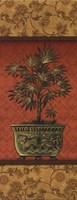 Tropical Plants III - mini Fine Art Print