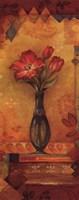 "Bud Vase II - mini by Pamela Gladding - 8"" x 20"""