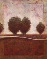 "Morning Mist Rising II by Susan Osborne - 16"" x 20"""