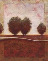 "Morning Mist Rising II - mini by Susan Osborne - 11"" x 14"""