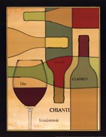 Wine Cellar I Fine Art Print