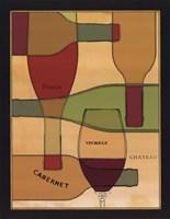 Wine Cellar II Fine Art Print