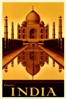 Exotic India Framed Print
