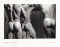 "The Shower Room by Goudon - 28"" x 22"" - $25.99"