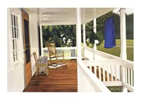 The Porch Fine Art Print