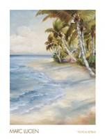 Tropical Retreat Fine Art Print