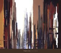 Urban Abstract No. 165 Fine Art Print